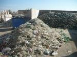 Üveg hulladékok